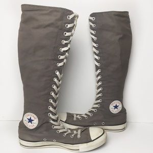 Converse All Star High Tall Sneakers Boots